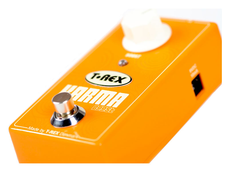 T-Rex Karma Boost | Overdrive, Distortion, Fuzz, Boost - 3