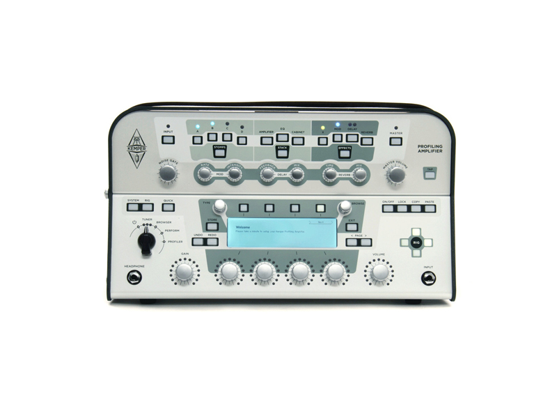 Kemper Profiler Head White | Multiefekty, Procesory - 1