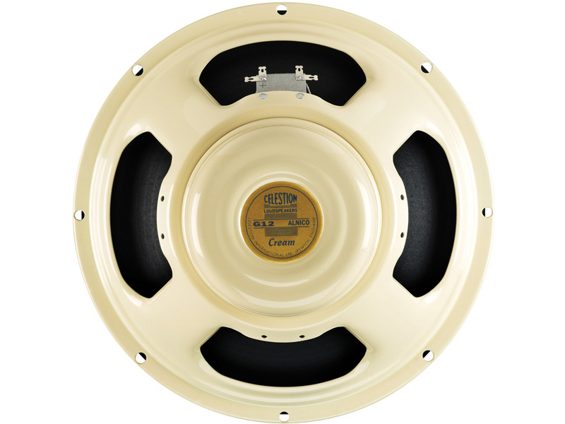Celestion Cream Alnico 12'' 90W 8 Ohm Made In England | Samostatné reproduktory - 1