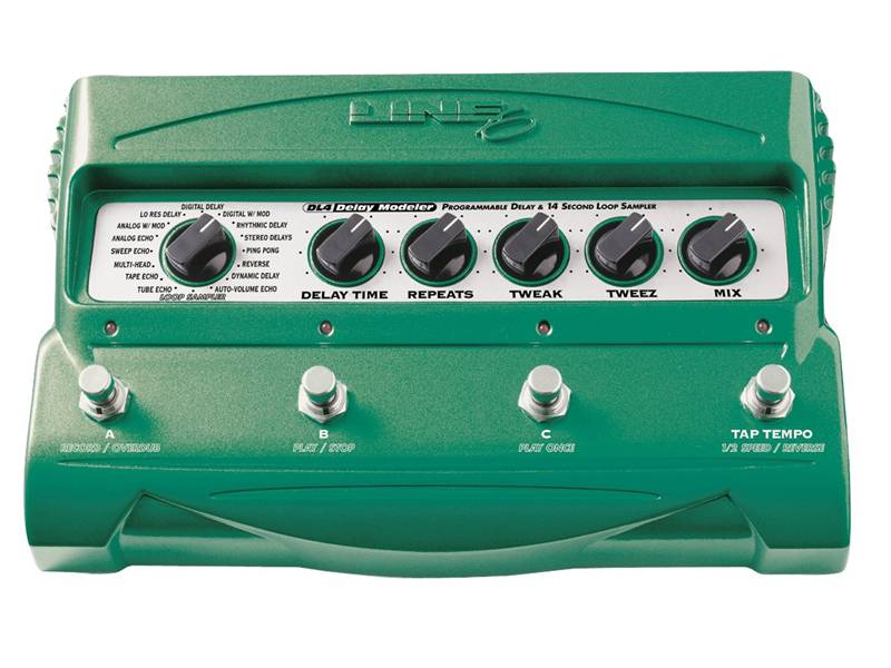 LINE 6 DL 4 Delay | Delay, Echo