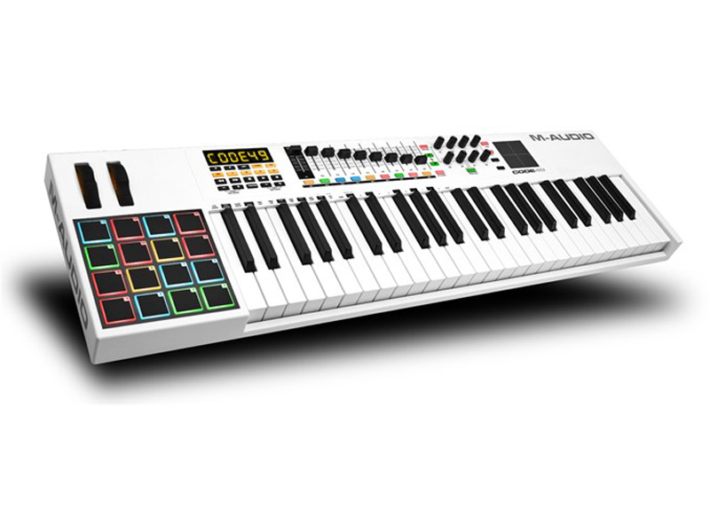 M-AUDIO CODE 49 | MIDI Keyboardy, Master Keyboardy - 1