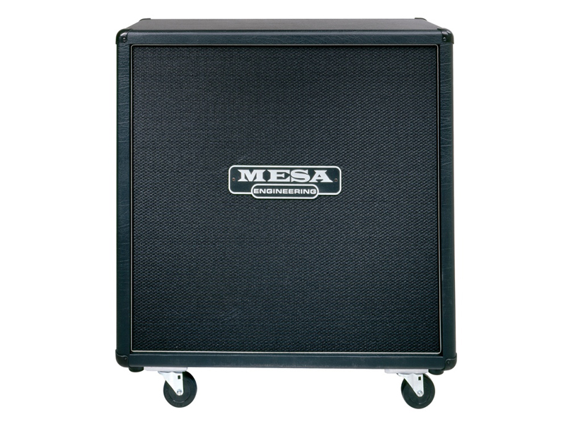 Mesa Boogie Rectifier 412 Traditional Straight - 4 x 12 | Reproboxy 4x12