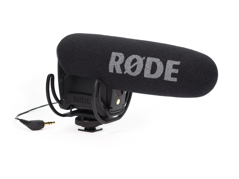 RODE VideoMic Pro Rycote | Video mikrofony - 1
