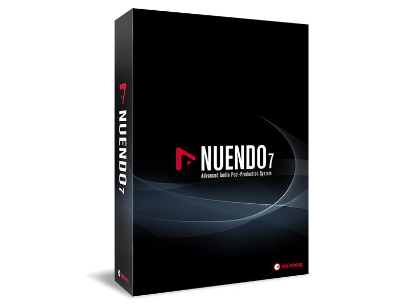 Steinberg Nuendo 7 | Software - 1