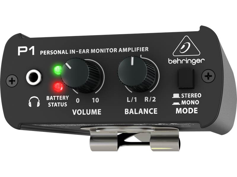 BEHRINGER POWERPLAY P1 | In-Ear monitoring kompletní sety - 1