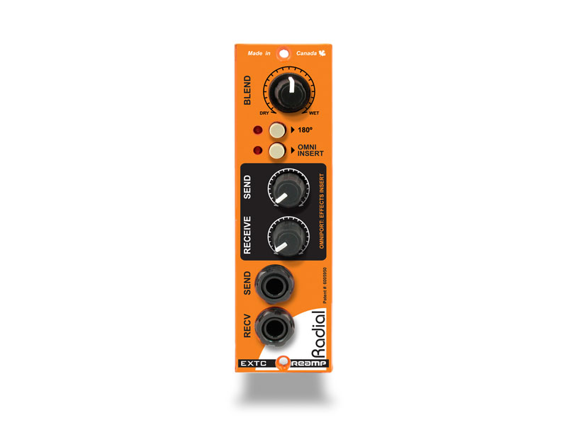 Radial Serie 500 EXTC Guitar Effects Interface | Série 500 - 1