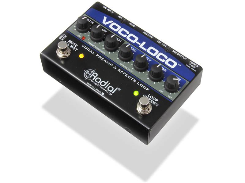 Tonebone Voco-Loco Effects Switcher | Efektové procesory - 1