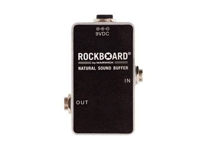 Rockboard Natural Sound Buffer | Overdrive, Distortion, Fuzz, Boost - 1