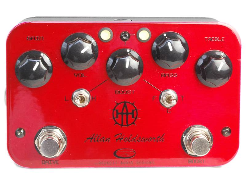 J. Rockett Audio Allan Holdsworth Boost a Overdrive | Overdrive, Distortion, Fuzz, Boost - 1