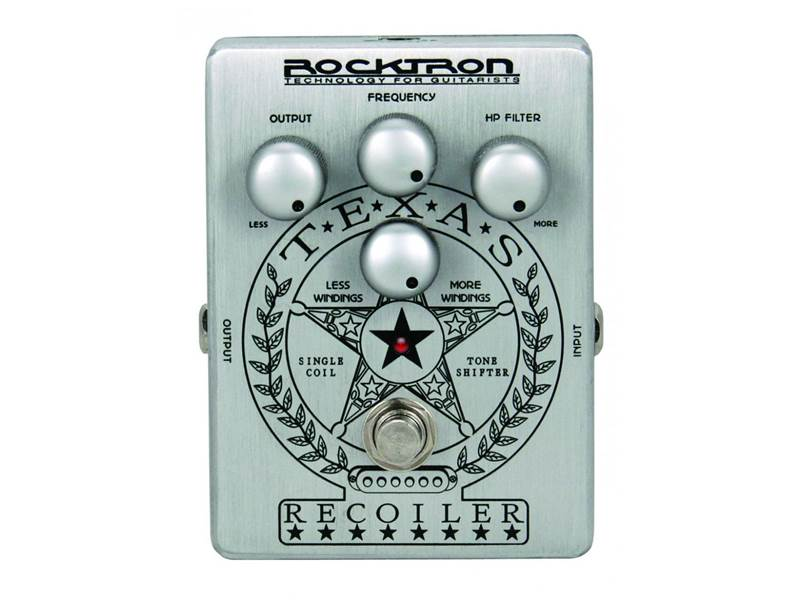 Rocktron Texas Recoiler | Overdrive, Distortion, Fuzz, Boost - 1