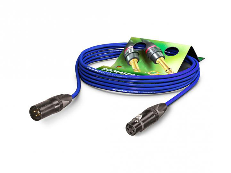 Sommer Cable SCN9-0300-BL SOURCE MKII - 3m | 3m - 1