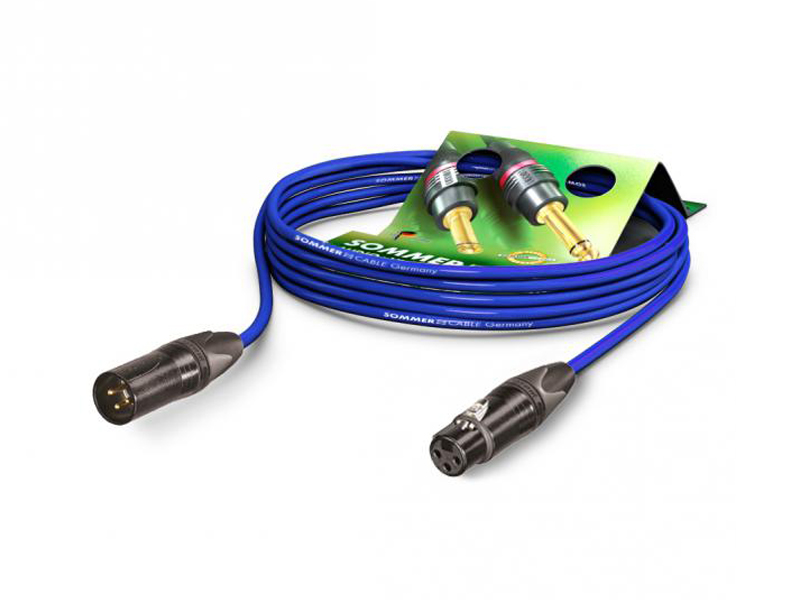 Sommer Cable SCN9-1500-BL SOURCE MK II HIGHFLEX | 15m - 1
