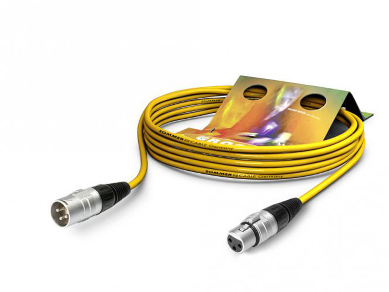 Sommer Cable SGHN-1000-GE - 10m | 10m - 1