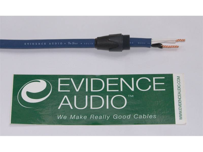 Evidence Audio Siren II Speaker Cable | Reproduktorové kabely - 1