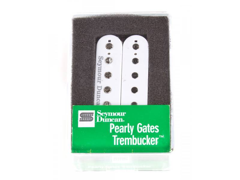Seymour Duncan Tb Pg1 Pearly Gates Trembucker White