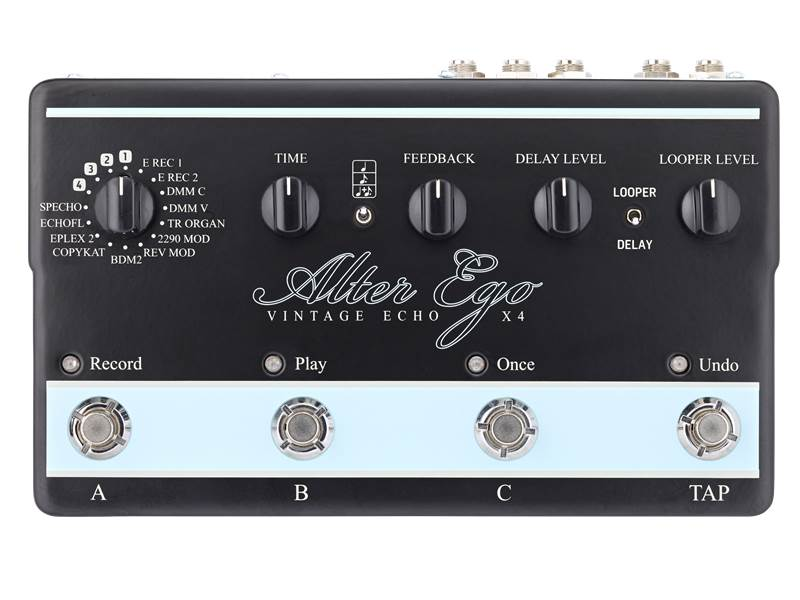 TC ELECTRONIC Alter Ego X4 Vintage Echo | Reverb, Hall - 1