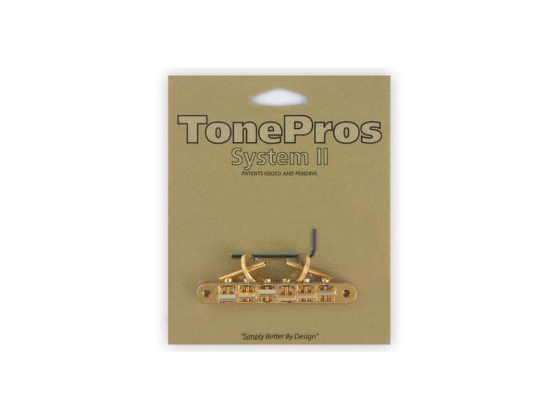 TONEPROS ABR-1 Bridge Gold kobylka Gibson Les Paul Vintage