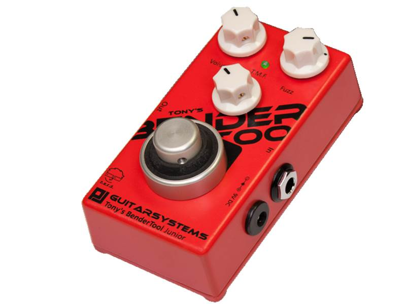 GuitarSystems Tonys Bender Tool - Tone Bender | Overdrive, Distortion, Fuzz, Boost - 1