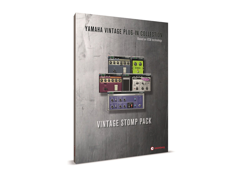 Steinberg VST Vintage Stomp Pack | Software - 1