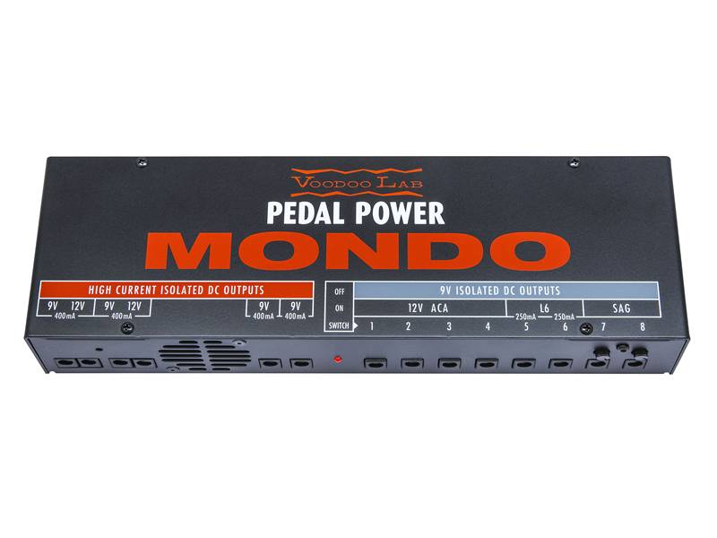 Voodoo Lab Pedal Power Mondo | Adaptéry - 1