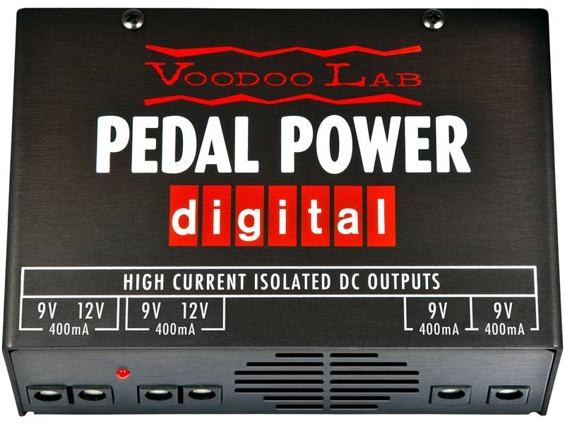 Voodoo Lab Pedal Power Digital | Adaptéry - 1