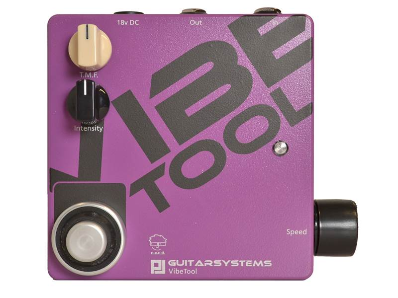 GuitarSystems The Vibe Tool | Overdrive, Distortion, Fuzz, Boost - 1
