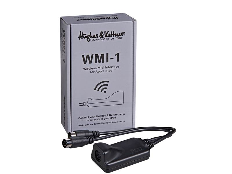 Hughes&Kettner WMI-1 Wireless Midi Interface | MIDI a speciální kontrolery - 1