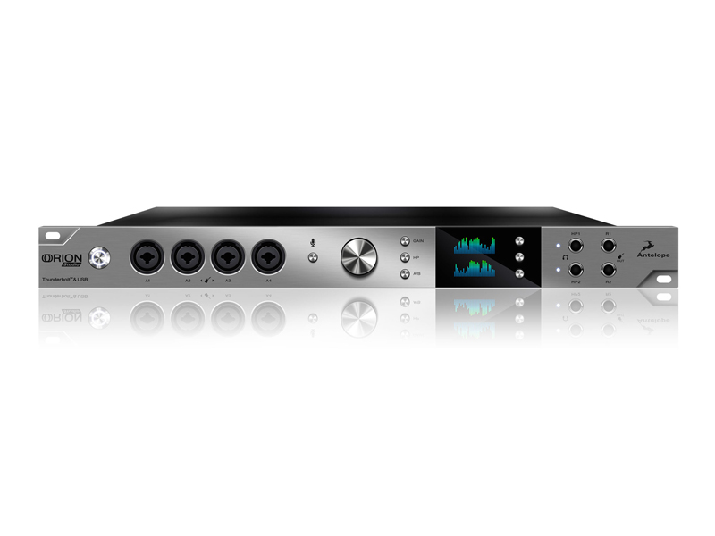 Antelope Audio Orion Studio Thunderbolt a USB Audio Interface | Zvukové karty, Audio Interface - 1