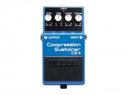 BOSS CS-3 | Compressor, Sustainer