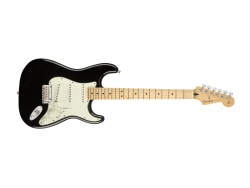FENDER Player Stratocaster, Maple Fingerboard, Black | Elektrické kytary typu Star