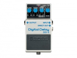 BOSS DD-3 DIGITAL DELAY | Delay, Echo