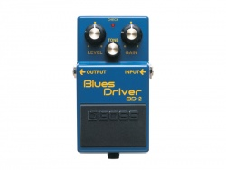 BOSS BD-2 BLUES DRIVER | Overdrive, Distortion, Fuzz, Boost