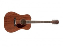 FENDER PM-1 STANDARD DREADNOUGHT ALL MAHOGANY NAT