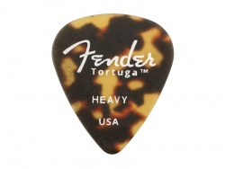 Fender Tortuga Picks 351 Heavy 6-Pack | Trsátka