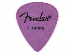 FENDER trsátko Rock-On 1/2 Gross 1.14 Purple | Trsátka