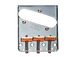 FENDER 3-Saddle American Vintage Telecaster Bridge