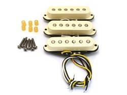 FENDER HOT Noiseless strat set Jeff Beck Style | Sady snímačů
