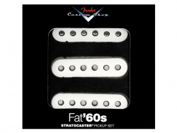 FENDER Custom Shop FAT 60'S STRAT PICKUPS