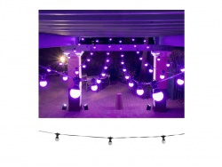 American DJ Color Strand LED