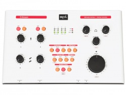 SPL Crimson White, USB Audio-Interface, Monitoring Controller
