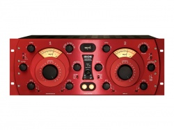 SPL Iron Mastering Compressor Red