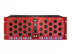 SPL PQ - Mastering Equalizer Red