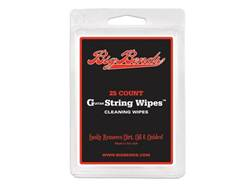 Big Bends Guitar string wipes - čistič strun - čistící útěrka 50 ks