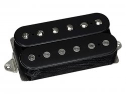 DiMarzio DP257 BK Illuminator Bridge Black | Snímače Humbucker