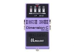 BOSS DC-2W Dimension C | Chorus, Flanger, Phaser