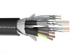 Sommer Cable MONOCAT POWER 212 PVC 500-0191-2