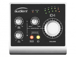 AUDIENT iD4 USB High Performance interface