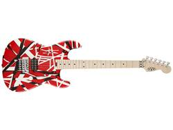 EVH Stripe Series Red/Black/White elektrická kytara