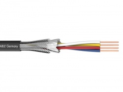 Sommer Cable 520-0141 SEMICOLON PVC 4 AES / EBU PATCH | DMX, AES, EBU kabely