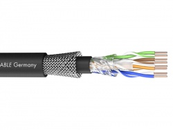 Sommer Cable 580-0201 MERCATOR CAT.6 PUR SUPERFLEX
